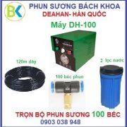 Bo-may-phun-sung-100-bec-de-nhua-DH-100-xanh