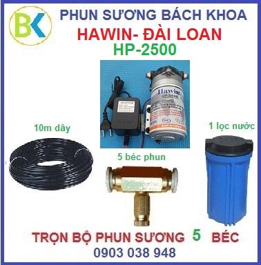 He-thong-may-phun-sung-5-bec-de-dong-HP-2500