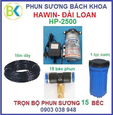 He-thong-phun-suong-15-bec-de-nhua-HP-2500