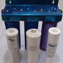 Bộ lọc nước sinh hoạt 3 cấp