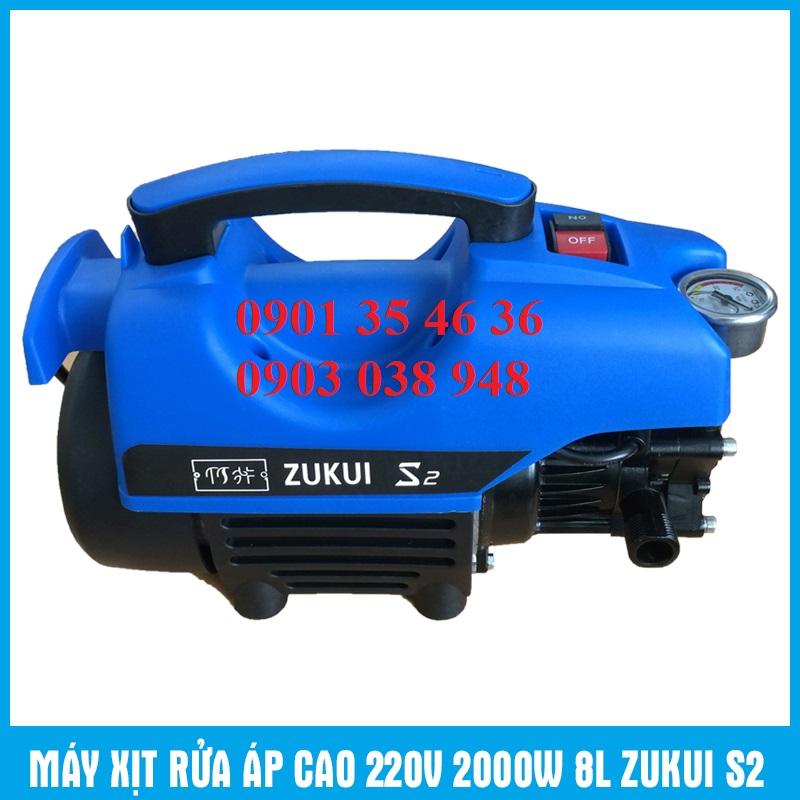 Máy rửa xe Zukui S2 2000w