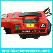 Máy rửa xe Zukui S1, công suất 2000W