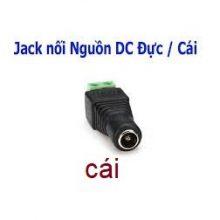 Jack cái cắm nguồn điện DC