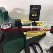 Máy rửa xe Zukui chỉnh áp Zukui S6, 2400W