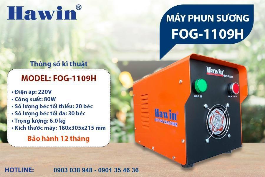 Máy phun sương FOG 1109H